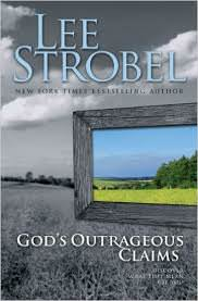 Book cover for God's Outrageous Claims