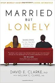 Book cover for Married But Lonely